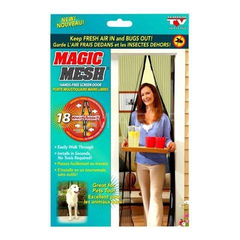 Антимоскитная сетка Magic Mesh (100*210 см)