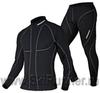 Комплект термобелья Noname Arctos Underwear 16 Black