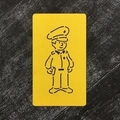 Полицейский №2