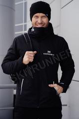 Утеплённая лыжная куртка Nordski Urban Black мужская