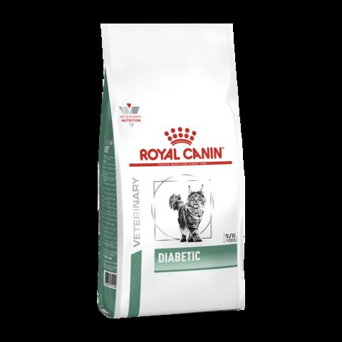 Royal Canin Diabetic DS Сухой корм для кошек, страдающих сахарным диабетом
