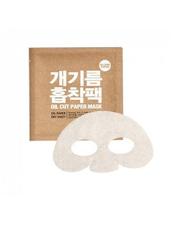 So Natural - Тканевая маска абсорбирующая кожный жир