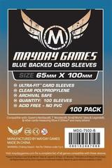 Протекторы Mayday: Blue Backed Magnum Copper Sleeve 65X100 (100)