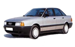 AUDI 80 IV (встроен. подг.) 1986-1993