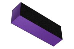 Баф пурпурный RuNail 100/150