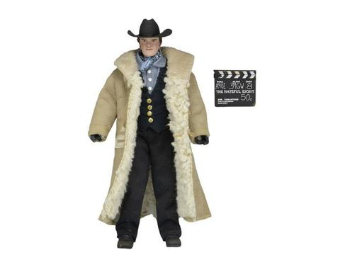 The Hateful Eight Clothed Action Figures Neca