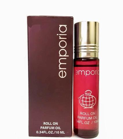 FRAGRANCE WORLD EMPORIA / Эмпория 10мл