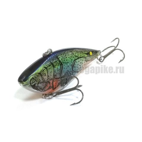 Воблер Daiwa T.D. Vibration Steez Custom 65 S-G / Translucent Craw (04845888)