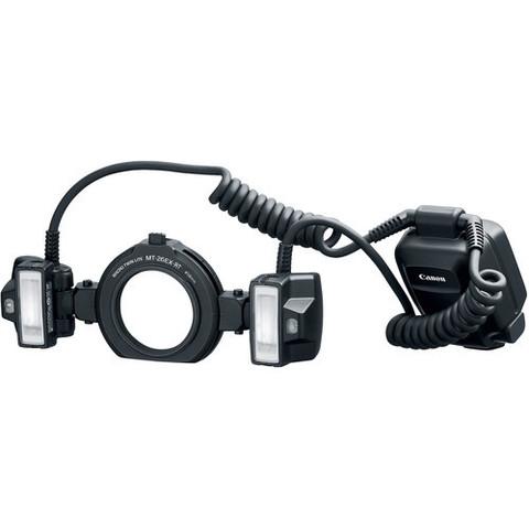 Кольцевая макро-вспышка Canon Macro Twin Lite MT-26EX-RT