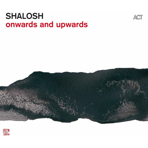Shalosh ‎/ Onwards And Upwards (LP)