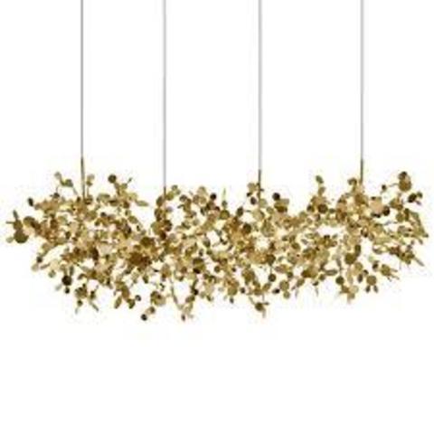 Подвесной светильник копия Argent by Terzani (золотой)