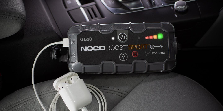 Пусковое устройство NOCO GB20 Boost Sport