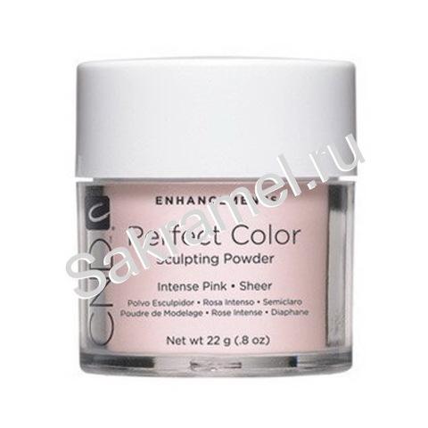 CND - Акриловая пудра Perfect  Intense Pink-Sheer 22гр