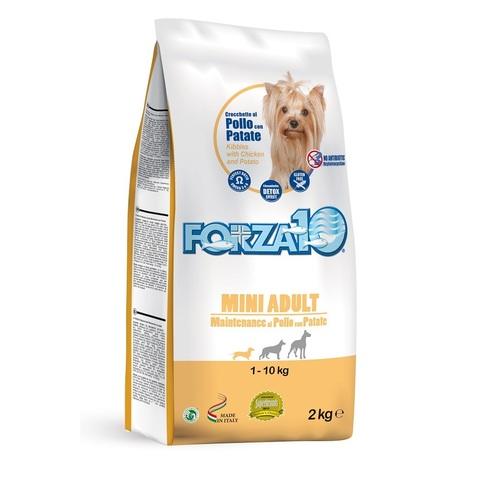 Forza10 Mini Maint. Pollo/pat. (курица, картофель) 26/14