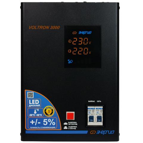Стабилизатор Voltron-3 000 (НР) Энергия