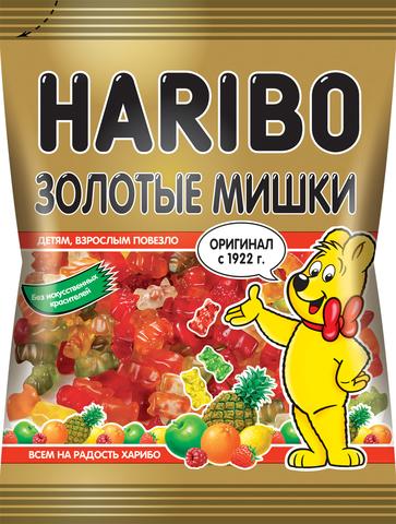"Мармелад ""Haribo"" жевательный Goldbaren 140г"