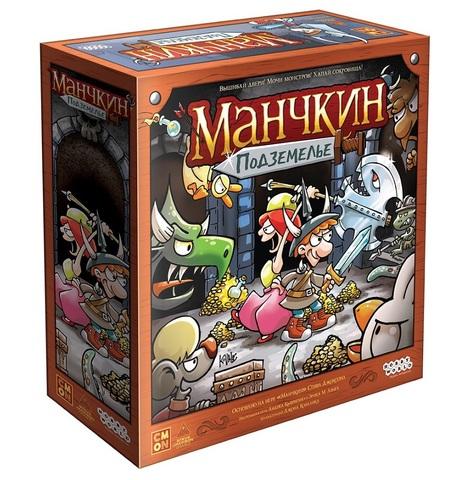 Настольная игра Манчкин: Подземелье