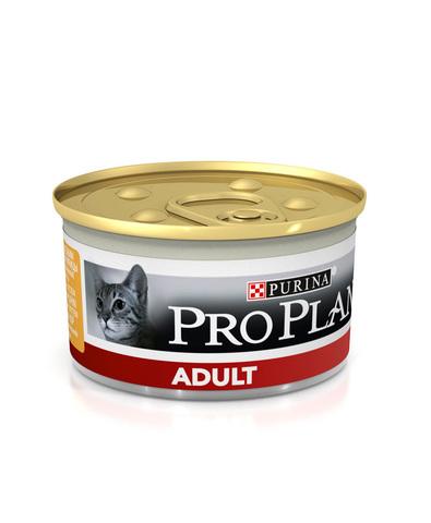 Pro Plan Конс ж/б для взрослых кошек (курица) 85 г
