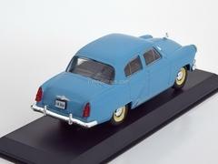GAZ-M21 Volga light blue 1:43 DeAgostini Masini de legenda #4