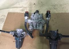 4-х контурный кран MAN Knorr регуляторы давления 81521510001