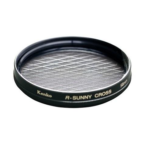 Эффектный фильтр Kenko R-Sunny Screen на 72mm (8 лучей)