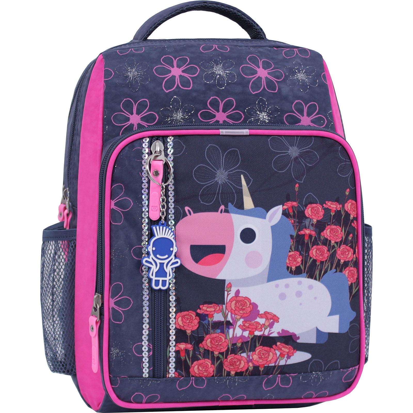 Детские рюкзаки Рюкзак школьный Bagland Школьник 8 л. 321 серый 499 (0012870) IMG_0378_суб.499_.JPG
