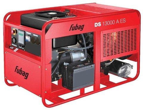 Кожух для дизельного генератора Fubag DS 13000 A ES (10800 Вт)