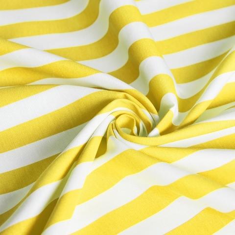 Ткань хлопок Кембридж желтый