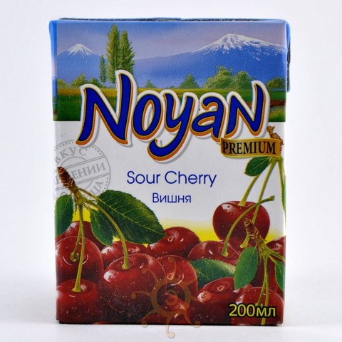 Нектар вишневый Noyan, 200мл