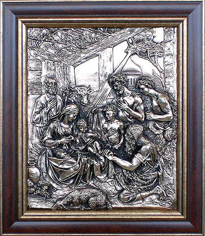 "Картина ""Рождество Христово"" (2)"