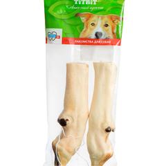 Titbit лакомство для собак Нога баранья, мягкая упаковка 2шт