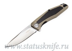 Нож KERSHAW 4037TAN Atmos Sinkevich design