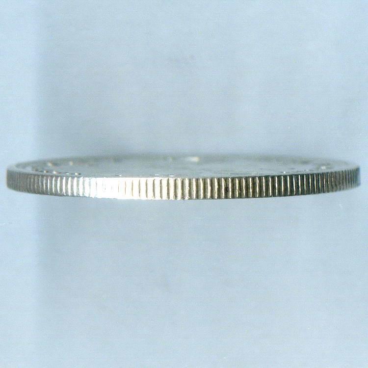 1/2 доллара 1893. США XF+ (Колумб)