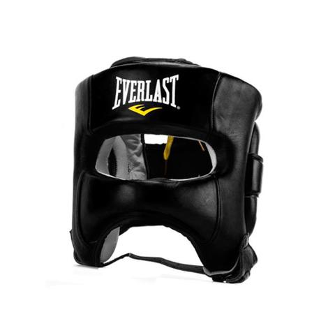 Шлем боксерский EVERLAST ELITE LEATHER