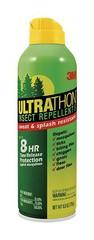 Аэрозоль UltraThon до 8 часов защиты от клещей мошки и комаров