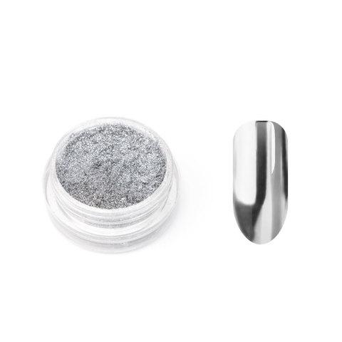 Металлическая втирка TNL (серебро)