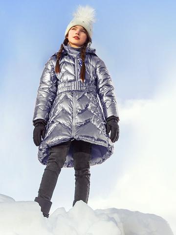 Зимнее пальто Серый 320 г/м2 (арт. Z 104.05)