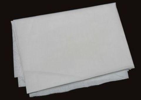 Ткань белая подшивочная (лоскут 1,0x0,8м)