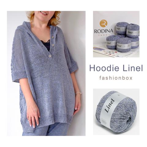 Hoodie LINEL Fashionbox