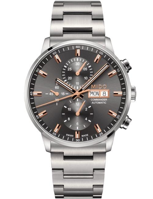Часы мужские Mido M016.414.11.061.00 Commander