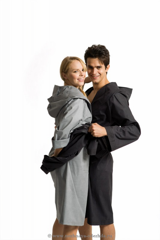 Женский халат из микрофибры Spaziale Splendy