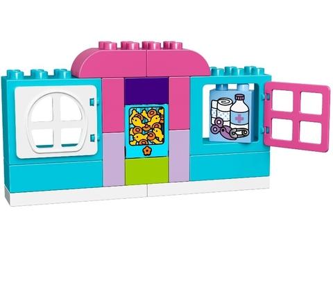 LEGO Duplo: Ветеринарная клиника доктора Плюшевой 10828 — Doc McStuffins' Pet Vet Care — Лего Дупло