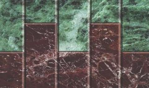 Печь Макси (Змеевик + Россо Леванте)  от/каменка об/металл