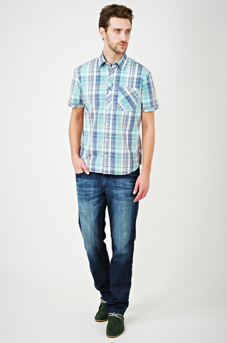 Рубашка мужская  M712-21C-05CR