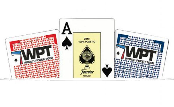 карты Fournier WPT для покера