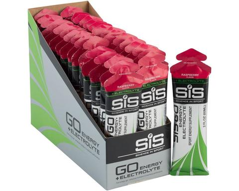 SiS Go Energy + Electrolyte 60ml, упаковка 30 шт