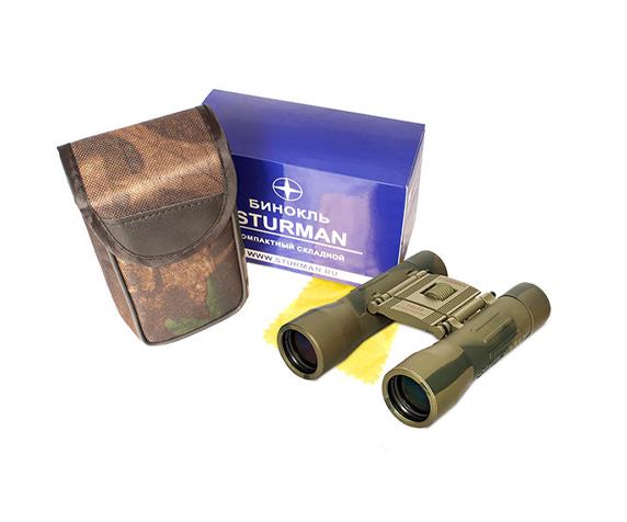 Бинокль Sturman 14x32 камуфляж - фото 5