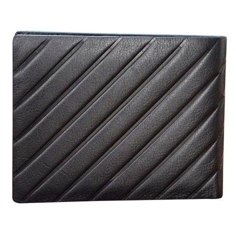 Кошелек Cross Grabado, кожа наппа, чёрный, 11х1х9 см