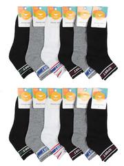 5012 носки женские цветные 37-41 (12шт)