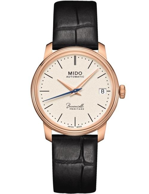 Часы женские Mido M027.207.36.260.00 Baroncelli